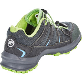 Mammut First Low GTX Shoes Kids graphite-light sherwood